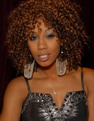 Porn Star Misty Stone Dressed Up