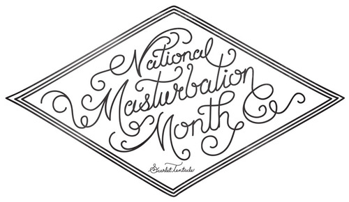 National Masturbation month